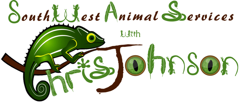 Logo - Chris Johnson+South West Animal Services+With
